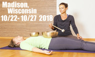 VSA Singing Bowl Vibrational Sound Therapy Certification Course Madison, WI Oct. 22-27 2018