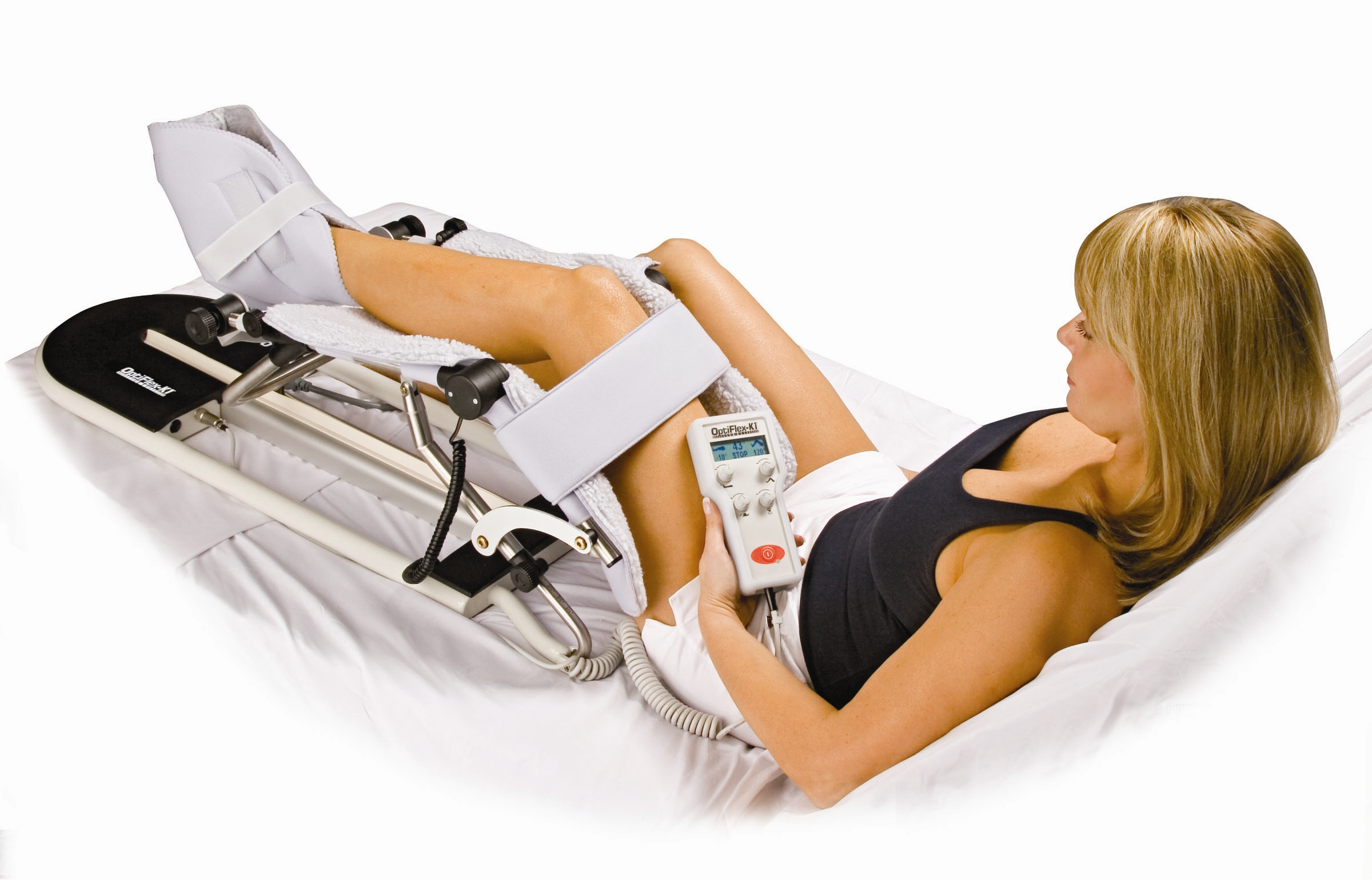machine for knee
