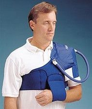Shoulder Cryo Cuff w/ Gravity Cooler by Aircast