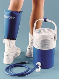 Calf Cryo Cuff w/ Gravity Cooler by Aircast