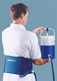 Back/Hip/Rib Cryo Cuff w/cooler by Aircast
