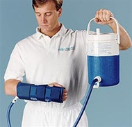 Hand & Wrist Cryo/Cuff w/ Gravity Cooler by Aircast