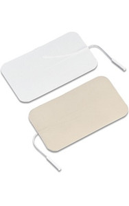 "Dura-stick Self-adhesive Electrodes - 2.75"" x 5"" (7cm x13 cm) Rectangle  - 40/case"