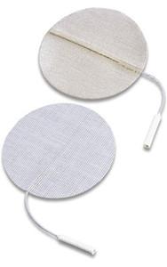 """Dura-stick Supreme 2.75"""" (7cm) Round Electrodes-40/case"""