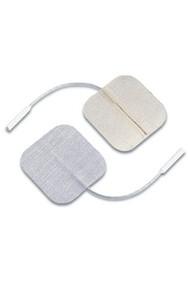 """Dura-stick Supreme 2"""" (5cm) Square Electrodes-40/case"""