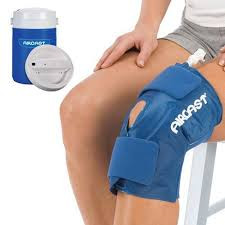 Knee cryo cuff by aircast for Cryo cuff ic motorized cooler