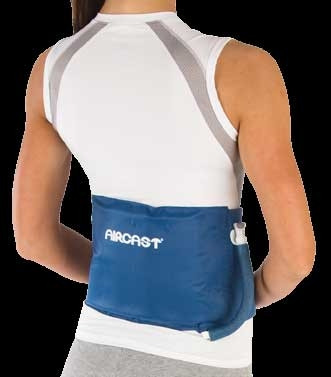 Back hip rib cryo cuff ic by aircast for Cryo cuff ic motorized cooler