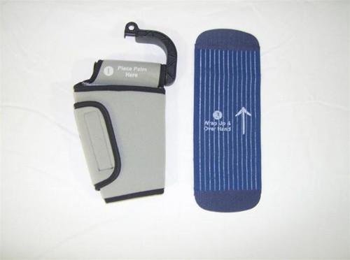 KLC S500 Shoulder CPM Pad/Handle kit