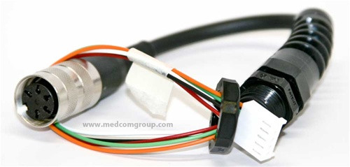 Chattanooga optiflex 3 replacement pendant cable receptacle female end chattanooga optiflex 3 replacement pendant cable receptacle mozeypictures Gallery