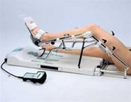 Kinetec Performa Knee CPM on patient