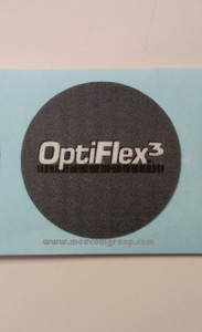 Chattanooga Optiflex 3 Knee CPM Decal for Pot
