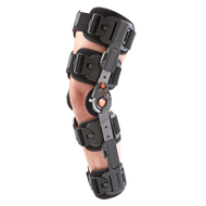 Breg t scope premier post-op knee brace
