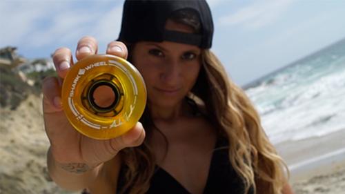 70mm Transparent-Amber Pro SIDEWINDER