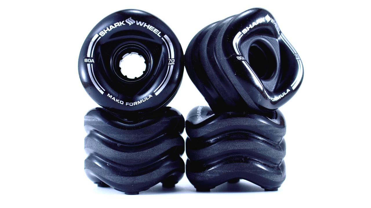 70mm, 80a Black MAKO