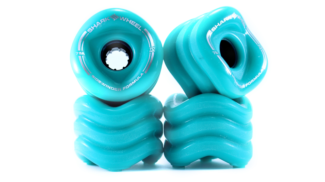 70mm, 78a Turquoise SIDEWINDER