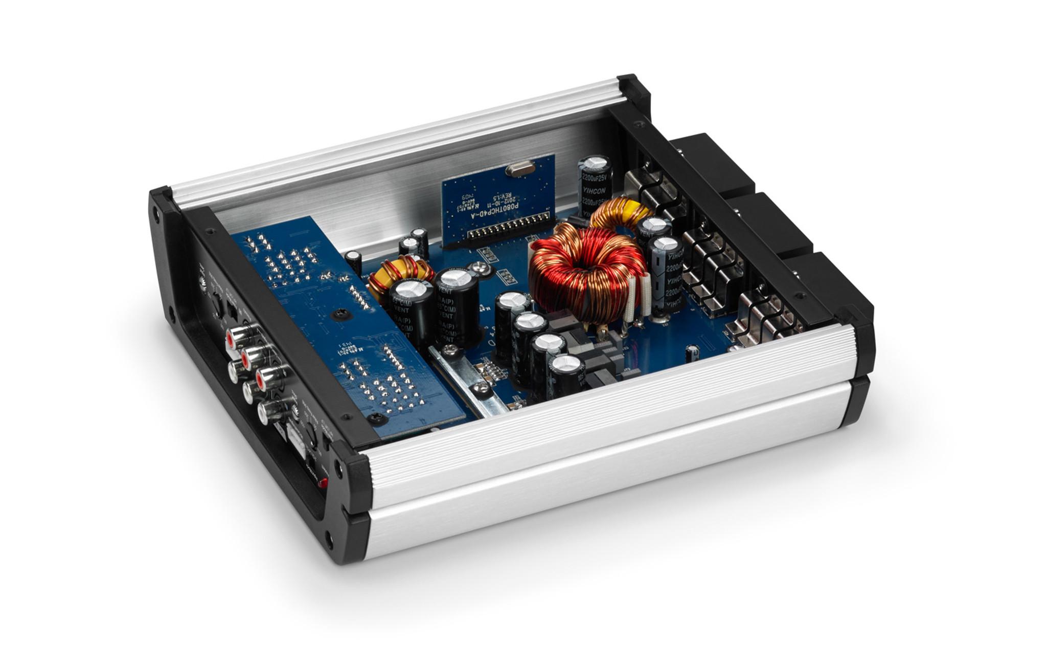 JL Audio JX400/4D 4-channel Class D full-range amplifier