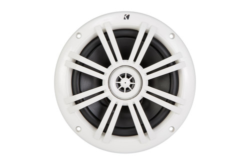 Kicker 6.5 Inch KM-Series Marine Speakers 41KM604W