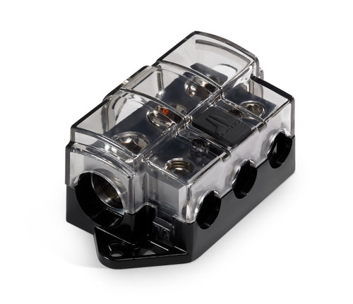JL Audio XD-PDBU-3X: 3-Way Power Distribution Block