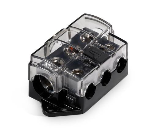 JL Audio XD-PDBU-3X:3-Way Power Distribution Block