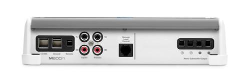 JL Audio M600/1:Monoblock Class D Marine Subwoofer Amplifier 600 W