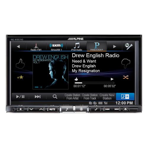 Alpine INE-W957HD INE-W957HD7-Inch Audio/Video/Navigation System