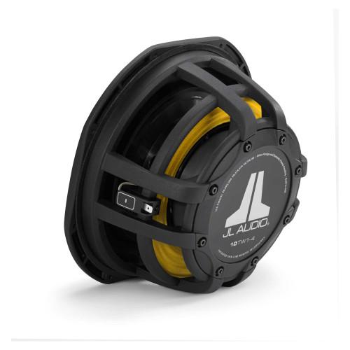 JL Audio  10-inch thinline subwoofer driver, 2 ohm