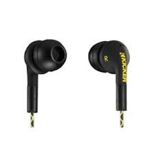 Kicker EB73B Flow Earbuds