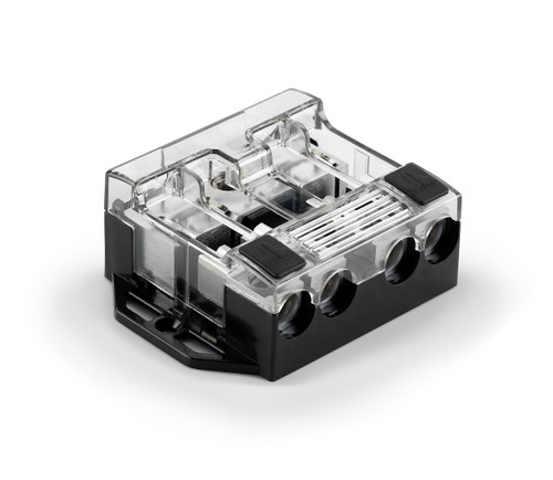 JL Audio XD-FDBU-4: 4-Way MAXI™ Fused Distribution Block