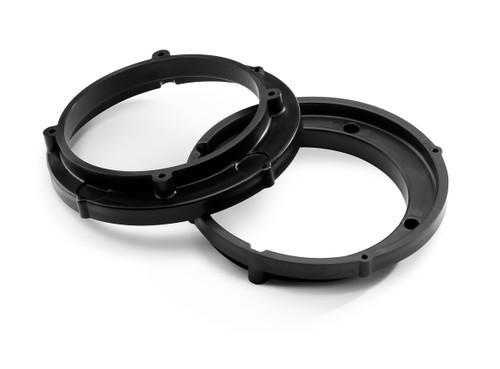 "JL Audio SAR-HD-RG-650:Speaker Adaptors for Harley Davidson Road Glide ""Sharknose"" Fairing Pair"