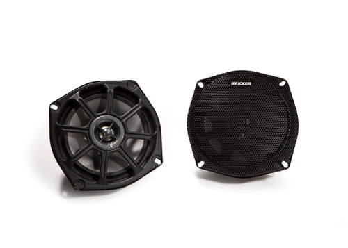 Kicker 10PS5250 5.25 Inch 2-Way PowerSports Series Coaxial Speakers