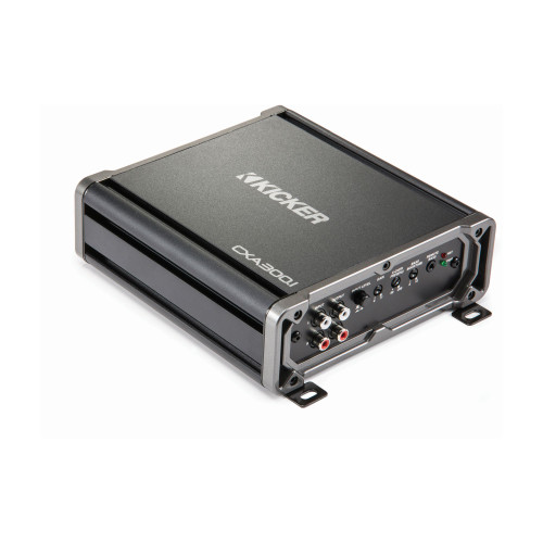 Kicker CXA300.1 300-Watt Mono Class D Subwoofer Amplifier