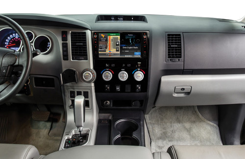 Alpine X009-TND 9-Inch Dash Kit for 2007-2013 Toyota Tundra