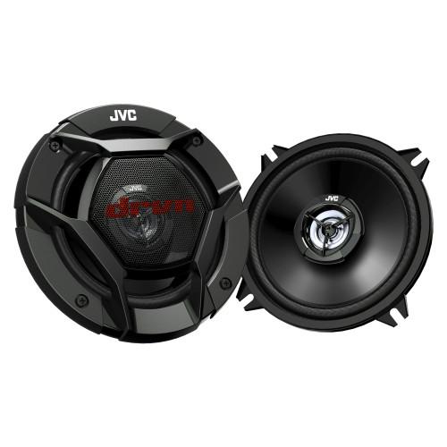 JVC CS-DR520 260W Peak (40W RMS) 5.25 2-Way Factory Upgrade Coaxial Speakers - Pair