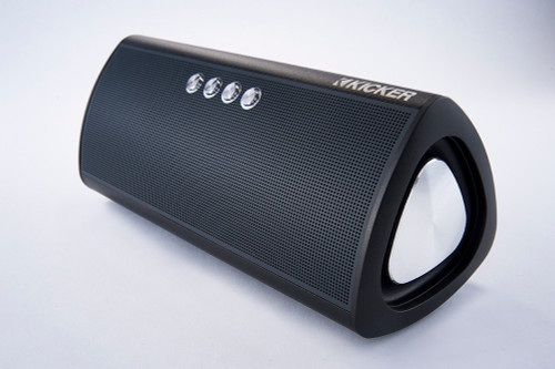 Kicker KPM Bluetooth wireless speaker - Black