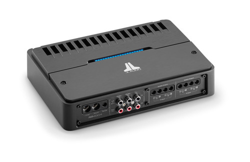 JL Audio RD400/4 Class D 4-Channel Full-Range Amplifier