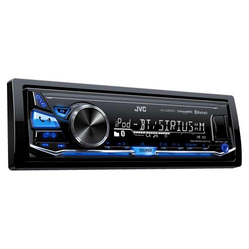 JVC Refurbished KD-X330BTS BT In-Dash Digital Media w/ Pandora & iHeartRadio, FLAC & iPod/iPhone connectivity