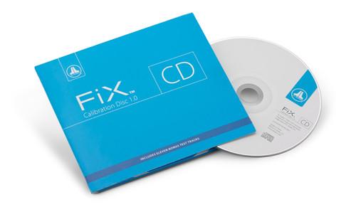 JL Audio FiX Calibration CD v1.0