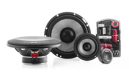 "Focal 165AS3 6.5"" 3-way component kit, RMS: 80W - MAX: 160W"