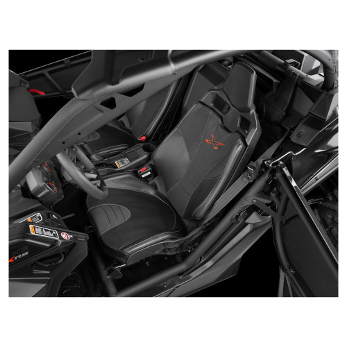 """JL Audio Stealthbox® for 2017-Up Can-Am Maverick X3 2-Seat with 10"""" TW3"""