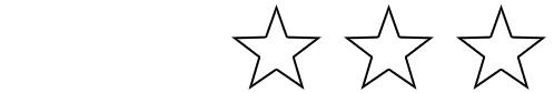 2 star rating