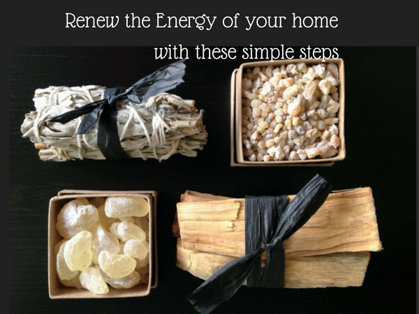 4 cleansing rituals to remove negativity and renew your Cleansing bad energy from home