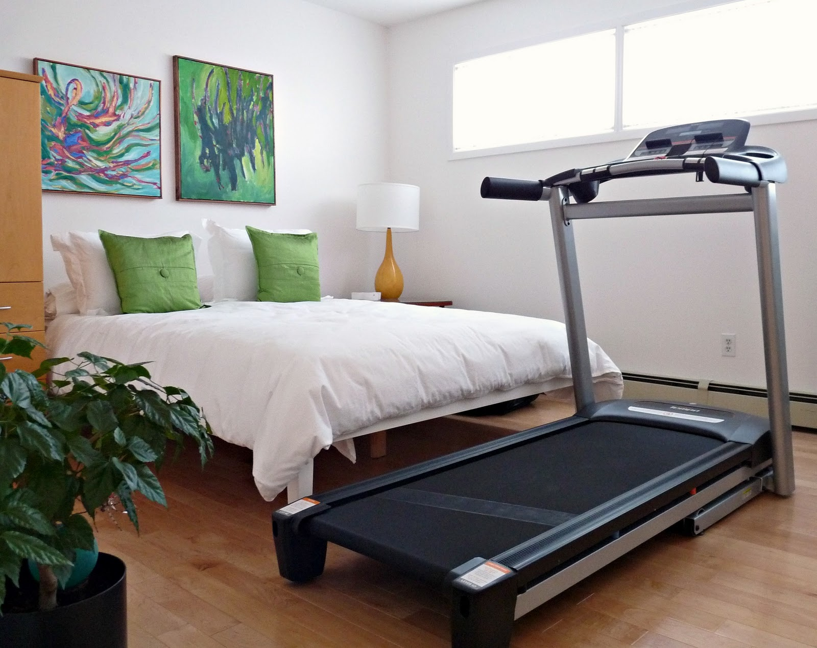 ... Exercise Equipment Belongs Elsewhere. Get Rid Of Everything That  Doesnu0027t Belong In A Bedroom And Make Look For Making Feng Shui Improvements.