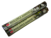 Pineapple Jasmine Incense 20 Sticks. Rolled in India
