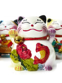 Maneki-Neko  Lucky cat
