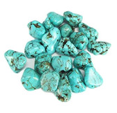 Turquoise Stones for Pet's Bed. Improve Immune System