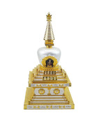 The Stupa to 8 Doors of Abundance