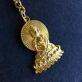 Medicine Buddha keychain