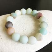 Amazonite Calming bracelet for Active Kids