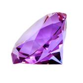 Big Crystal- Diamond Cut To Enhance Wealth and Finance Area