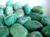 Amazonite is a Calming Crystal for Active Kids